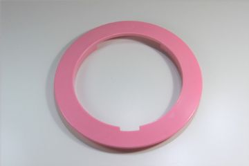 GPO Pink Plain Telephone Dial Surround